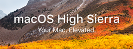 OS X El Capitan, Call us to upgrade